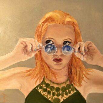 Bonnie Bishop 'what did you see' oil